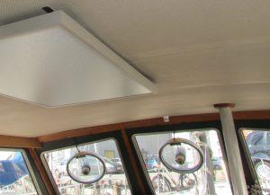 varme panel til båd